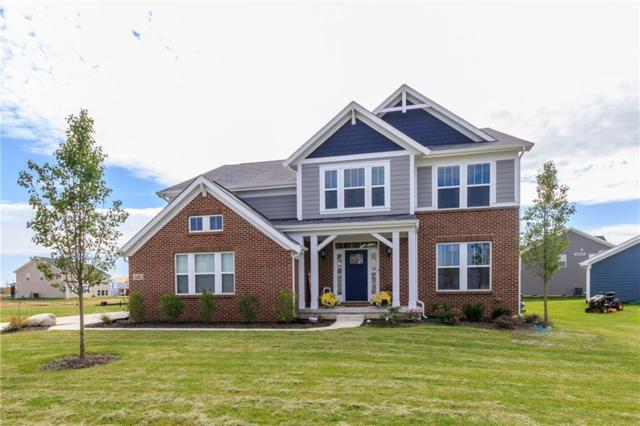 5491 Woodbrush Way, Mccordsville, IN 46055 (MLS #21596783) :: Mike Price Realty Team - RE/MAX Centerstone