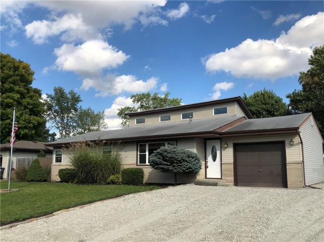 202 S Park Street, Frankton, IN 46044 (MLS #21596824) :: Mike Price Realty Team - RE/MAX Centerstone