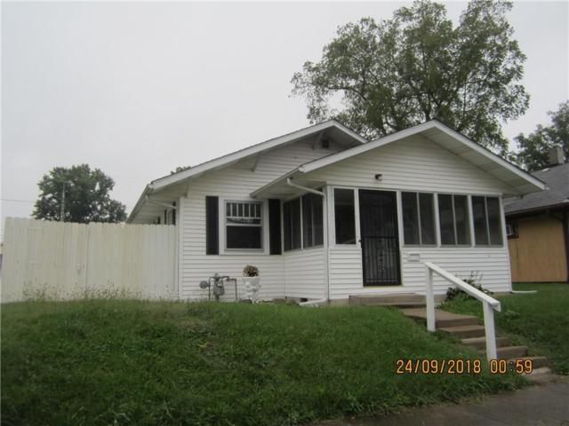 1519 W 7th Street, Muncie, IN 47302 (MLS #21596952) :: The ORR Home Selling Team