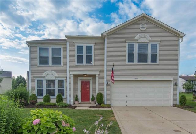13158 Star Circle, Fishers, IN 46037 (MLS #21597046) :: Mike Price Realty Team - RE/MAX Centerstone