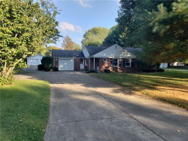 4419 Mounds Road, Anderson, IN 46017 (MLS #21597567) :: The ORR Home Selling Team