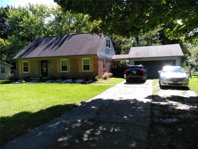 3145 W 82nd Street, Indianapolis, IN 46268 (MLS #21598145) :: FC Tucker Company