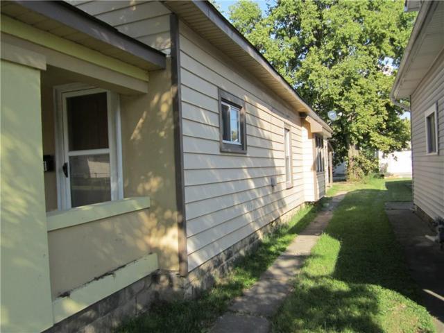 1529-1531 Hiatt Street, Indianapolis, IN 46221 (MLS #21598323) :: FC Tucker Company