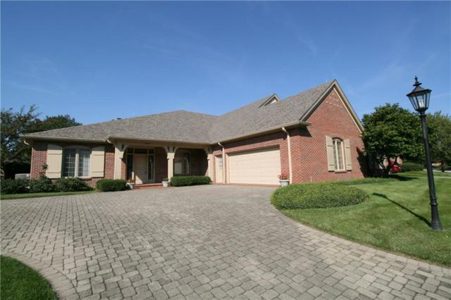 7942 Beaumont Green East Drive, Indianapolis, IN 46250 (MLS #21598403) :: Mike Price Realty Team - RE/MAX Centerstone