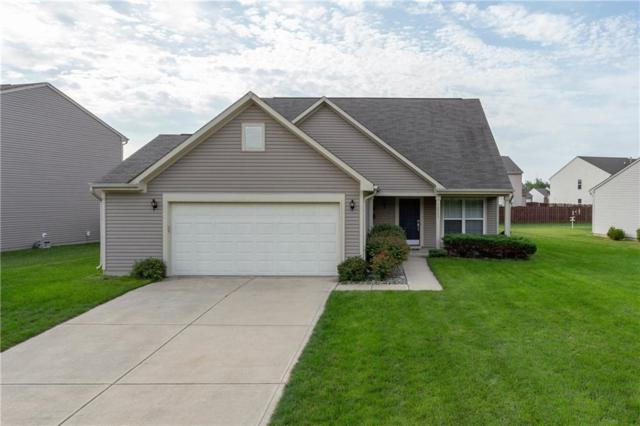 12333 Packers Avenue, Fishers, IN 46037 (MLS #21598431) :: Mike Price Realty Team - RE/MAX Centerstone