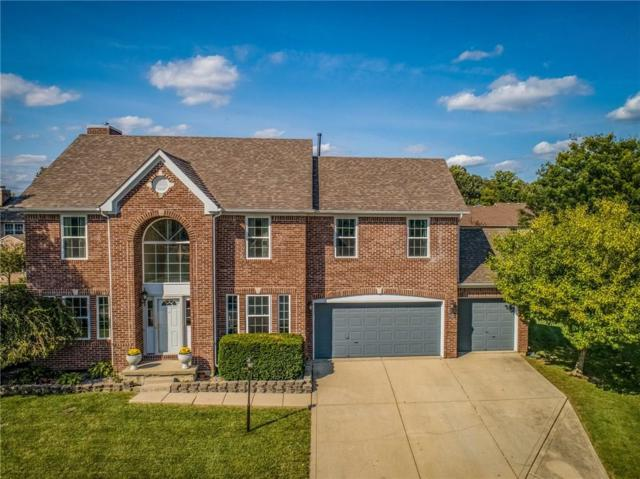 9 Statesman Court, Brownsburg, IN 46112 (MLS #21598461) :: Mike Price Realty Team - RE/MAX Centerstone