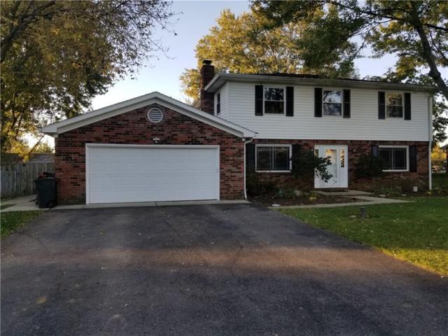 5857 Ridgeland Drive, Brownsburg, IN 46112 (MLS #21598562) :: The ORR Home Selling Team