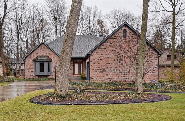 4963 Fieldstone Trail, Indianapolis, IN 46254 (MLS #21599103) :: Mike Price Realty Team - RE/MAX Centerstone