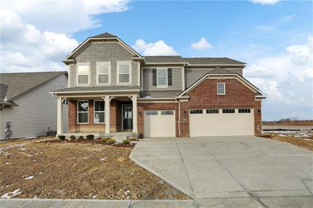 9842 Tampico Chase, Fishers, IN 46040 (MLS #21599144) :: Mike Price Realty Team - RE/MAX Centerstone