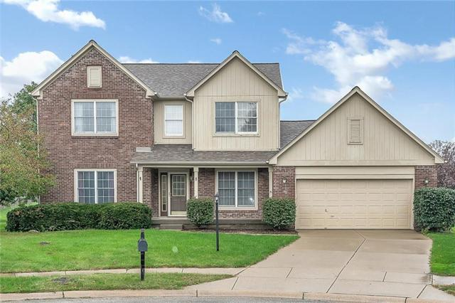 11888 Ledgerock Court, Fishers, IN 46038 (MLS #21599235) :: Mike Price Realty Team - RE/MAX Centerstone
