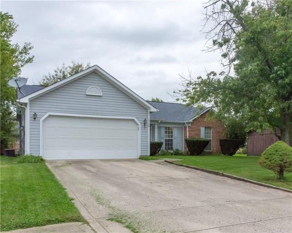3724 W 42nd Terrace, Indianapolis, IN 46228 (MLS #21599242) :: Mike Price Realty Team - RE/MAX Centerstone