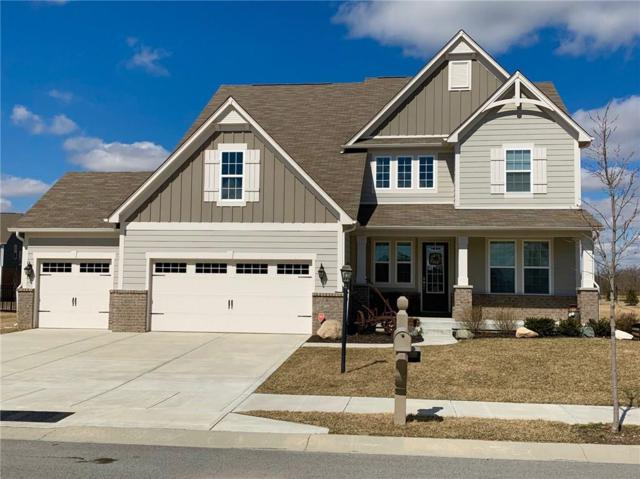 10072 Copper Saddle Bend, Fishers, IN 46040 (MLS #21599833) :: Mike Price Realty Team - RE/MAX Centerstone