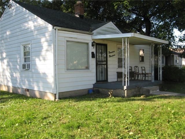1919 Millersville Drive, Indianapolis, IN 46205 (MLS #21600394) :: Mike Price Realty Team - RE/MAX Centerstone