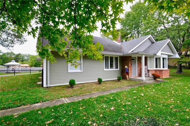 2014 Redfern Drive, Indianapolis, IN 46227 (MLS #21600415) :: Mike Price Realty Team - RE/MAX Centerstone