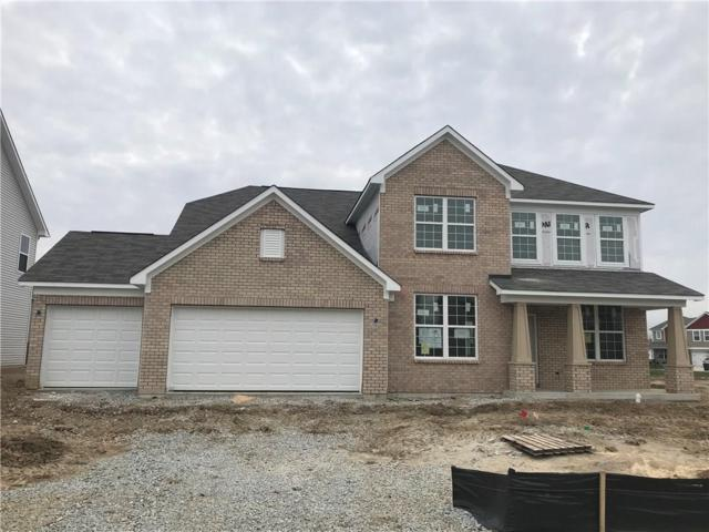 5371 S Hibiscus Drive, Plainfield, IN 46168 (MLS #21600654) :: Richwine Elite Group
