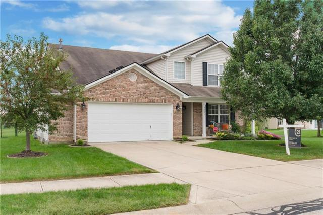 6371 W Chelmsford Drive, Mccordsville, IN 46055 (MLS #21600698) :: The Evelo Team