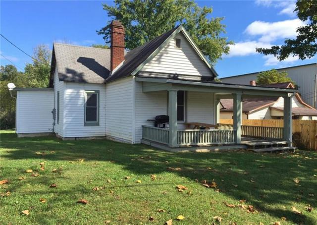 908 N Madison Avenue, North Vernon, IN 47265 (MLS #21600754) :: Mike Price Realty Team - RE/MAX Centerstone