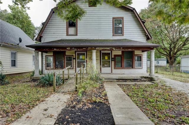 151 Bakemeyer Street, Indianapolis, IN 46225 (MLS #21600963) :: The Indy Property Source