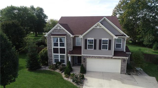 1474 Stanford Drive, Avon, IN 46123 (MLS #21600988) :: The Indy Property Source