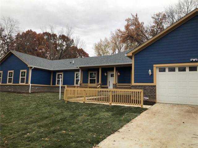 3845 N Cheviot Place, Indianapolis, IN 46226 (MLS #21601024) :: Richwine Elite Group
