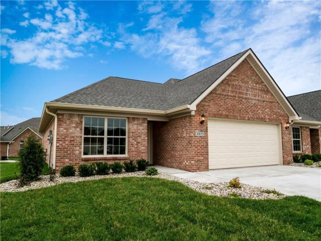 4893 W Harrisburg Court, New Palestine, IN 46163 (MLS #21601260) :: The Star Team | RE/MAX Realty Group