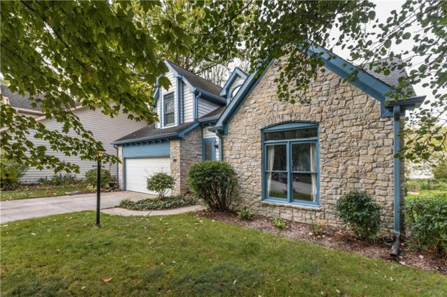 5552 Spicebush Drive, Indianapolis, IN 46254 (MLS #21601267) :: Mike Price Realty Team - RE/MAX Centerstone