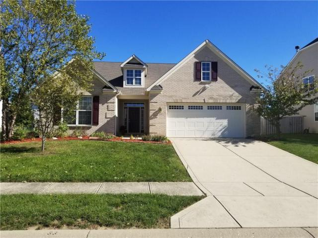 5451 Landrum Drive, Indianapolis, IN 46234 (MLS #21601871) :: Mike Price Realty Team - RE/MAX Centerstone