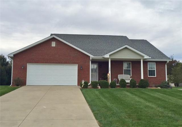 1945 Brookwater Drive, North Vernon, IN 47265 (MLS #21603308) :: Mike Price Realty Team - RE/MAX Centerstone