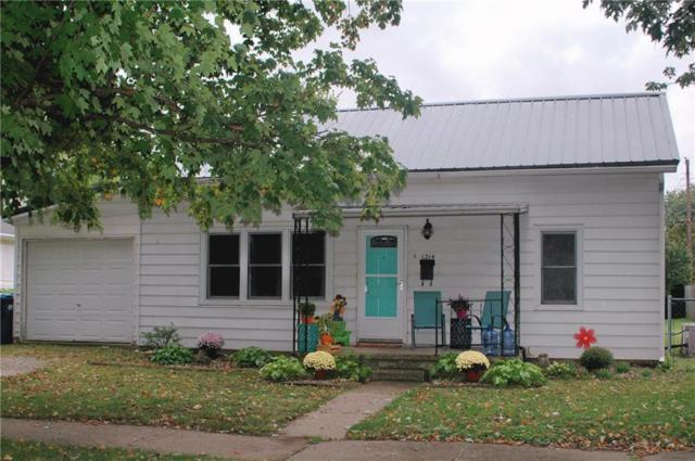 1214 5th Street, Covington, IN 47932 (MLS #21603320) :: HergGroup Indianapolis