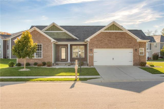 6411 Silver Leaf Drive, Zionsville, IN 46077 (MLS #21603343) :: Indy Scene Real Estate Team