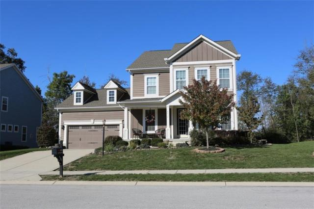 5934 Pine Bluff Drive, Avon, IN 46123 (MLS #21603358) :: The Indy Property Source