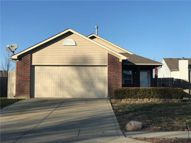 1606 Willowview Lane, Greenfield, IN 46140 (MLS #21603758) :: Mike Price Realty Team - RE/MAX Centerstone