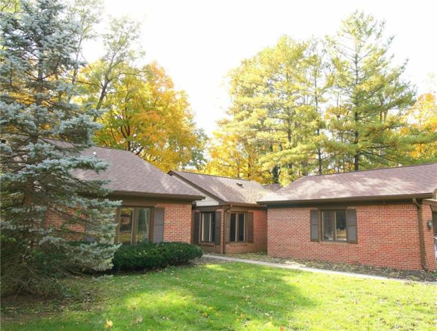 5345 Chipwood Lane, Indianapolis, IN 46226 (MLS #21604573) :: Mike Price Realty Team - RE/MAX Centerstone
