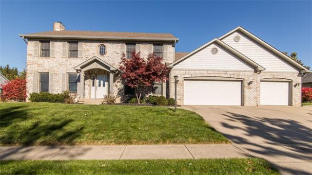 1054 Mount Vernon Court, Greenwood, IN 46142 (MLS #21604719) :: Mike Price Realty Team - RE/MAX Centerstone