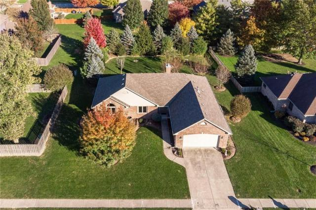 645 Horatio Drive, Avon, IN 46123 (MLS #21605039) :: Mike Price Realty Team - RE/MAX Centerstone