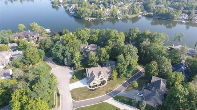 8563 Twin Pointe Circle, Indianapolis, IN 46236 (MLS #21605147) :: AR/haus Group Realty