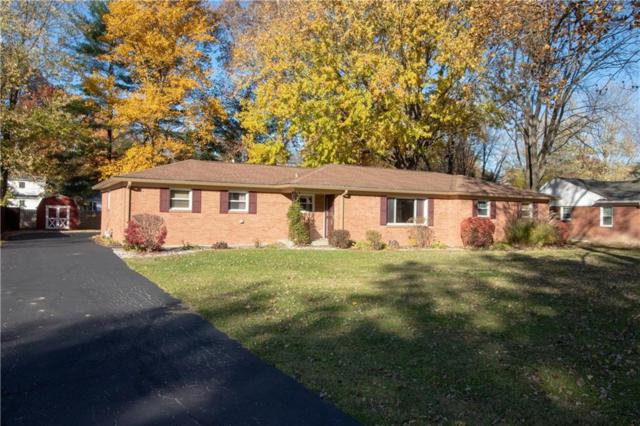 1410 Shawnee Road, Indianapolis, IN 46260 (MLS #21605440) :: Mike Price Realty Team - RE/MAX Centerstone