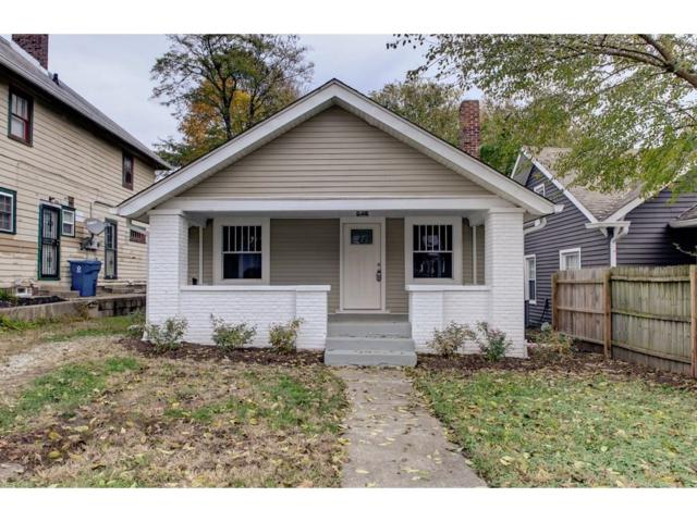 4357 Guilford Avenue, Indianapolis, IN 46205 (MLS #21605727) :: AR/haus Group Realty