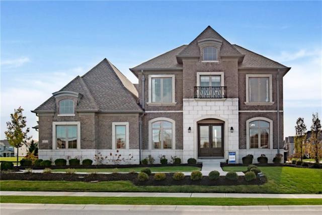 3571 Rosendale Drive, Carmel, IN 46074 (MLS #21606043) :: AR/haus Group Realty