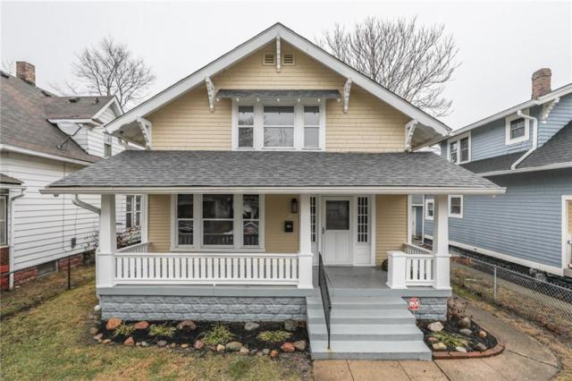 907 Eastern Avenue, Indianapolis, IN 46201 (MLS #21606155) :: Mike Price Realty Team - RE/MAX Centerstone