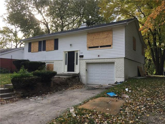 8029 E 36th Place, Indianapolis, IN 46226 (MLS #21606329) :: Mike Price Realty Team - RE/MAX Centerstone
