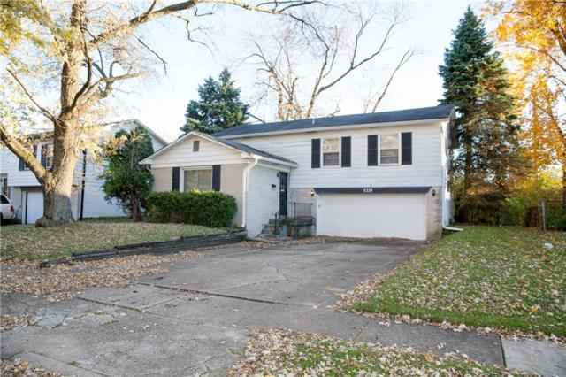 8331 E 34TH Street, Indianapolis, IN 46226 (MLS #21606593) :: Mike Price Realty Team - RE/MAX Centerstone