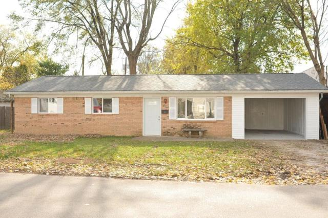 211 E Carlisle Street, Mooresville, IN 46158 (MLS #21606662) :: Heard Real Estate Team | eXp Realty, LLC