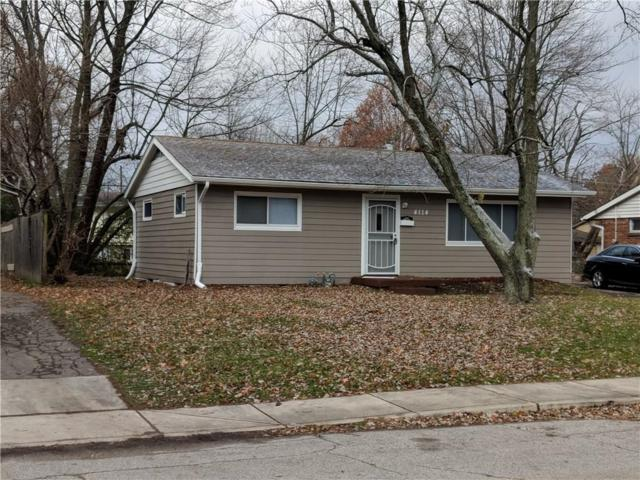 4114 N Irvington Avenue N, Indianapolis, IN 46226 (MLS #21606707) :: Mike Price Realty Team - RE/MAX Centerstone