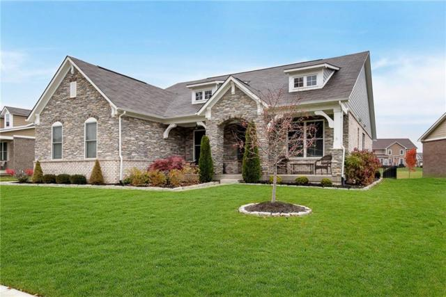 6154 Ruthven Drive, Noblesville, IN 46062 (MLS #21606791) :: Mike Price Realty Team - RE/MAX Centerstone