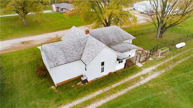 7602 N County Road 150 E, Pittsboro, IN 46167 (MLS #21606965) :: Mike Price Realty Team - RE/MAX Centerstone
