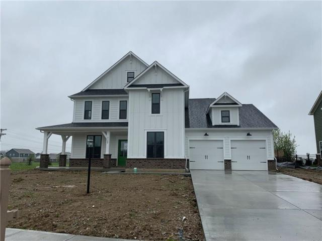 4788 Fennel Drive, Pittsboro, IN 46167 (MLS #21607051) :: The Indy Property Source