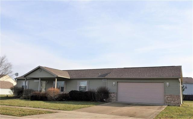 706 Flora Drive, Shelbyville, IN 46176 (MLS #21607256) :: Mike Price Realty Team - RE/MAX Centerstone