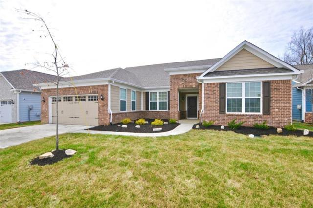 9603 Summerton Drive, Fishers, IN 46037 (MLS #21607361) :: AR/haus Group Realty