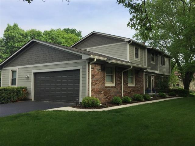 9208 Colgate Street, Indianapolis, IN 46268 (MLS #21607711) :: The Evelo Team